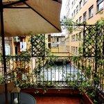 Apartment 3 - Terrace