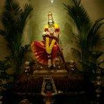 Goddess Annalakshmi
