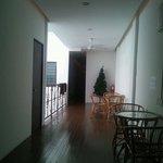 Single,Double room area(2F)