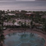 View of Grounds & Sea of Cortez Sunset