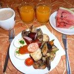 Завтрак туриста))