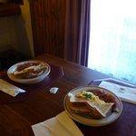 Hot Bacon breakfast