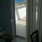 widok z okna