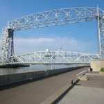Aerial lift bridge - Canal Park