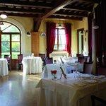 Sala ristorante Pantagruel Perugia
