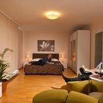 Family Suite Schlaf- und Wohnkombination