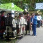 Confraternizando con los Pastores Milenarios..