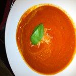 Tomatensuppe die den Namen verdient