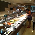 orange buffet restaurant - nice & clean !