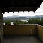 View from the balconny door