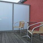 Balkon der Junior Suite 563