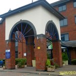 Foto de Holiday Inn Express Stafford M6 Jct. 13