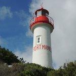 Le phare de Port Manech