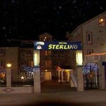outside view of hotel sterling