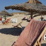Club de praia - Hotel Meliã Aldeia dos Capuchos Golf and Spa.