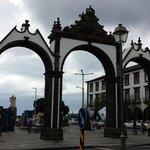 Portas da Cidade, Ponta Delgada.