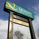 Quality Inn Woodstock Ontario