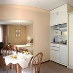 Junior Suite for two or three