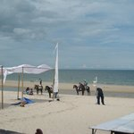 Stranden.