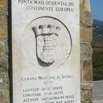 the monument at cabo da roca