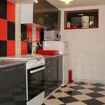 Kitchen Apartment Tango