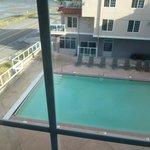 Resort Pool early morning