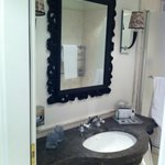 banheiro luxo.