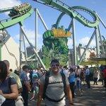 Montanha Russa do Hulk (ANIMAL)