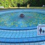 детский бассейн отеля