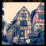 Bacharach. A very nice little town in the Rhine.