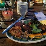 More food from the buffet (Old Lahaina Luau)