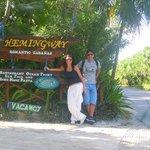 insegna hemingway resort