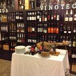 Noche tematica al Jamon y Vino!!!