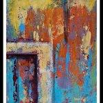 Recent work, Door Detail, San Miguel de Allende