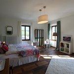 La chambre de Caroline aux couleurs douces