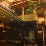 entrée de Hôtel Holy Himalaya