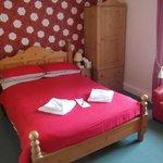 en-suite family room sleeps 3