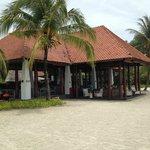 Grill Restaurant für Mittag und Abend
