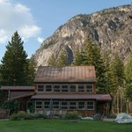 North Cascades Basecamp main lodge