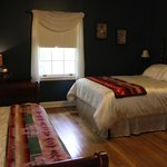 The Dolores Room reflects the history and culture of the family.