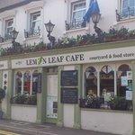Street view of Lemon Leaf Cafe