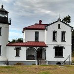 Admiralty Head Lighthouse with a Spanish Twist.