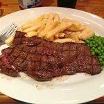 20oz Rump Steak- 'half a calve'