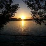 Alba da Agali Bay
