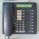 Telefono nella stanza