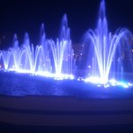 The Andriana Musical Fountains