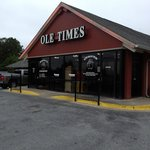 Ole Times Country Buffet, Macon, Georgia - Front Edifice