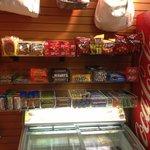 Pequena loja de conveniencia
