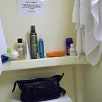 Where are the towel racks?????