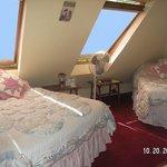 Cranny guest room